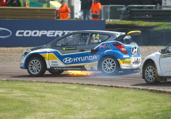 World RX Round 2 - Lydden Hill