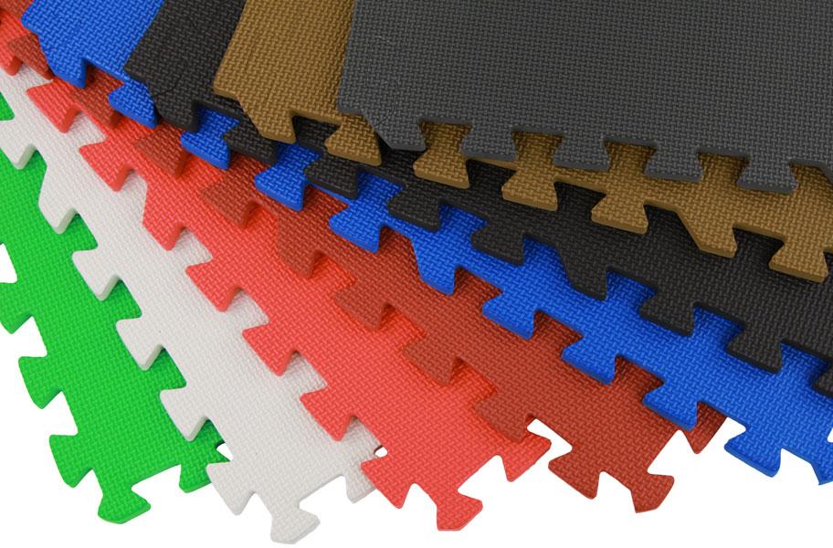 EcoSoft Tiles  Interlocking Foam Mats