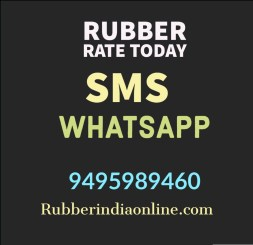 Rubber Rate Today In Kerala and Tripura markets