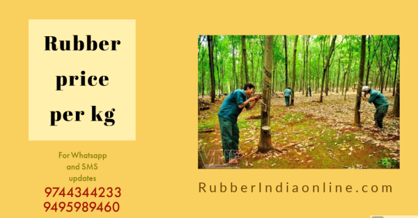 We provide rubber price per kg updates through sms and whatsapp