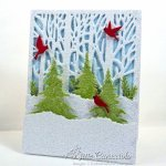 Rubbernecker Stamps Blog Come-see-how-I-made-this-winter-scene-Christmas-card.