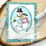 Rubbernecker Stamps Blog RN-Snow-family-1