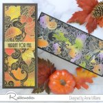 Rubbernecker Blog Autumn-Slimline-Cards-with-Selective-Josephs-Coat-Technique-by-Annie-Williams-Duo