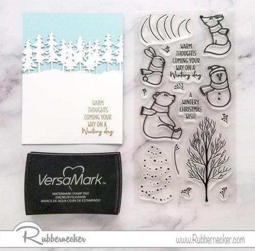 Rubbernecker Blog Tri-fold-Snowy-Scene-Card-by-Annie-Williams-for-Rubbernecker-Sentiment-Stamping-500x493