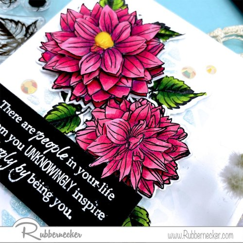 Rubbernecker Blog 3D-Flowers-using-outlline-floral-stamps-2-500x500