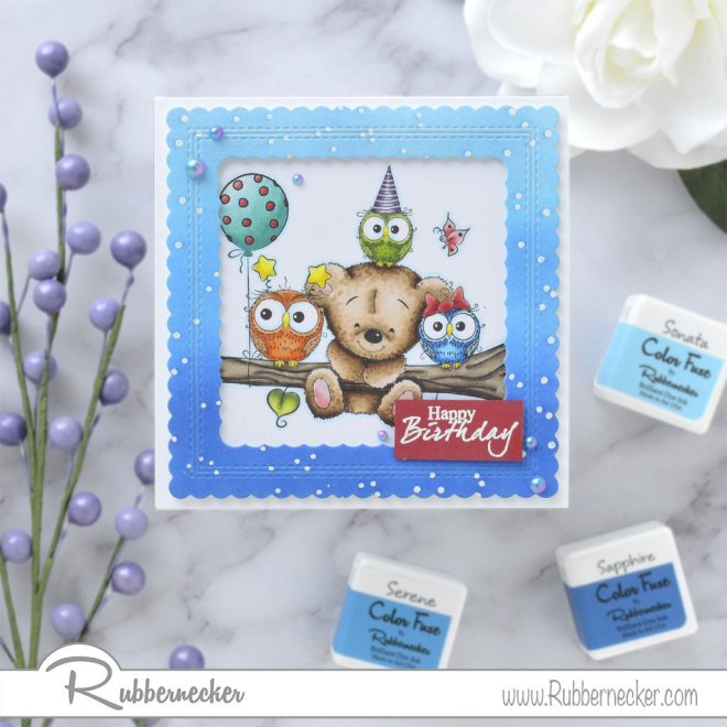 Rubbernecker Blog Birthday-Buddies-Card-by-Annie-Williams-for-Rubbernecker-Flat