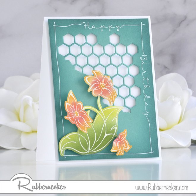 Rubbernecker Blog Ink-Blended-Floral-Birthday-Card-by-Annie-Williams-for-Rubbernecker-Main