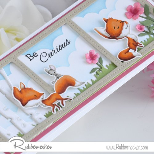 Rubbernecker Blog Curious-Foxes-Slimline-Card-by-Annie-Williams-for-Rubbernecker-Detail-500x500