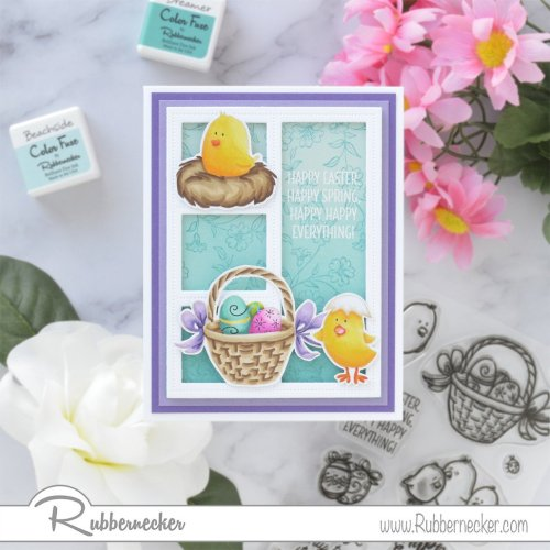 Rubbernecker Blog Cute-Easter-Card-Duo-by-Annie-Williams-for-Rubbernecker-Chickens-Main-500x500