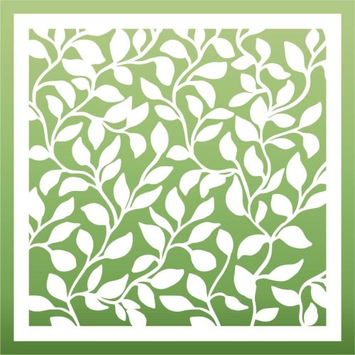 Rubbernecker Blog 4111-leaf-stencil-color-500x500
