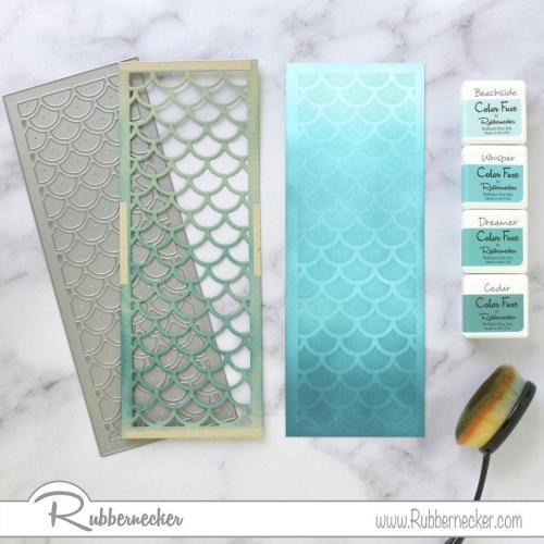 Rubbernecker Blog Happy-Fish-Slimline-Card-by-Annie-Williams-for-Rubbernecker-Background-500x500