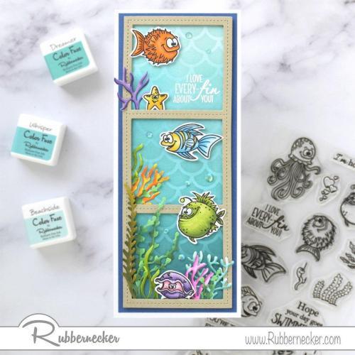 Rubbernecker Blog Happy-Fish-Slimline-Card-by-Annie-Williams-for-Rubbernecker-Main-500x500