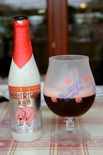 Sour cherry flavor - blech!