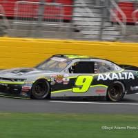 NXS: Ryan Blaney, William Byron Fastest in Thursday's Practice