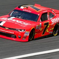 NXS: Charlotte Motor Speedway Schedule and Entry List