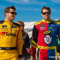 Handy: Where Does Landon Cassill End Up in 2018?