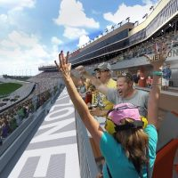 "Atlanta Motor Speedway Adding ""Restart Bar"" to Grandstands"