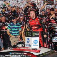 MENCS: Austin Dillon Wins Daytona 500, Returns No. 3 to Daytona Victory Lane