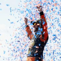 MENCS: Martin Truex Jr. Earns First Victory of the Season at Auto Club Speedway