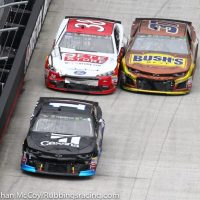 Chasing the Underdogs: David Ragan Leads the Way at Bristol
