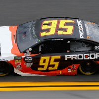 MENCS: Matt DiBenedetto Shines at Daytona With New Team Before Crash