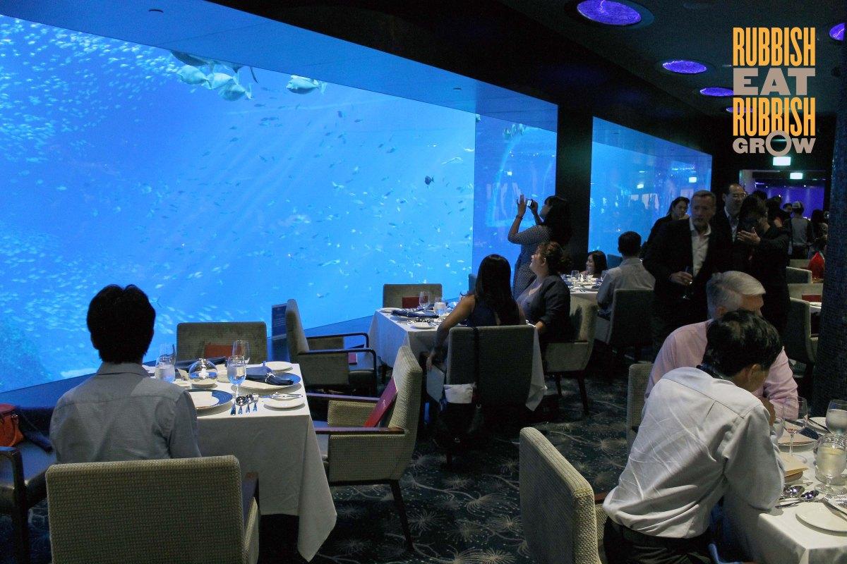 Singapore Aquarium Restaurant