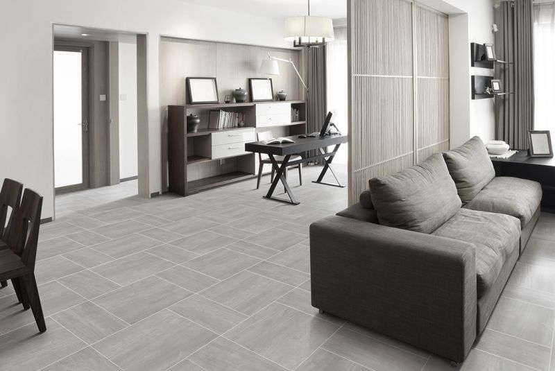stone look porcelain tile with timeworn