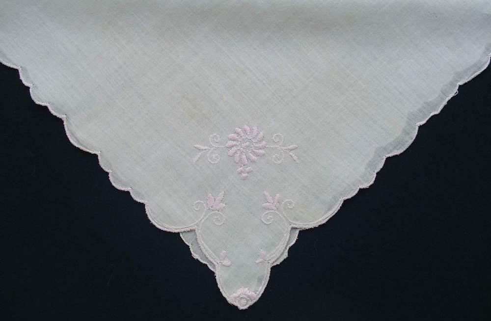 My old handkerchiefs (6/6)