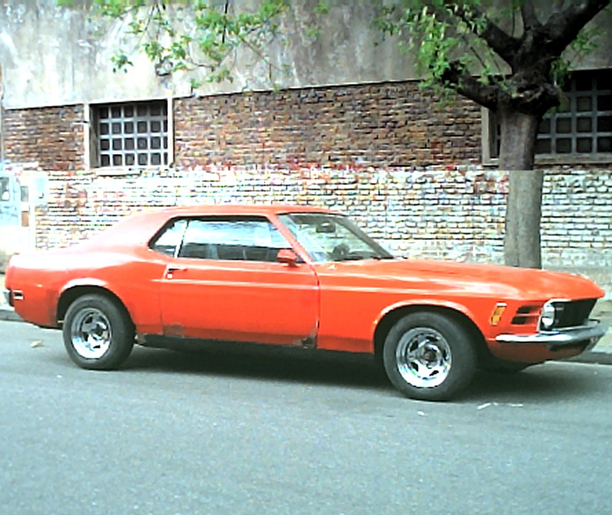 My beloved Ford Mustang Grandé - 1970 (2/6)
