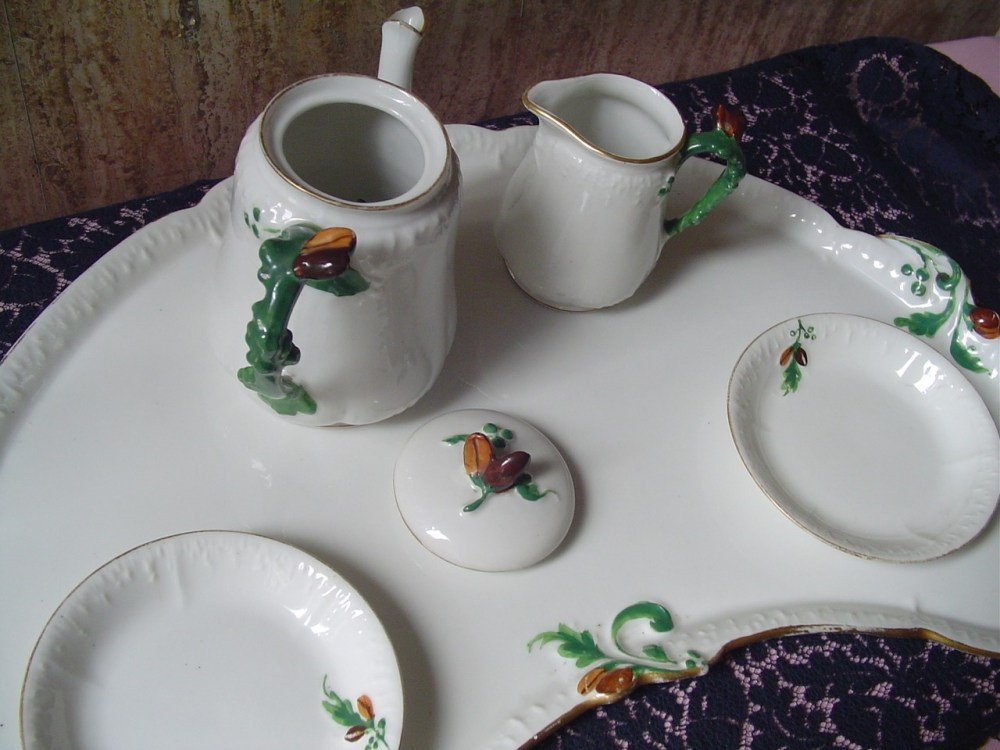 "My Limoges porcelain ""tête-à-tête""  (3/6)"