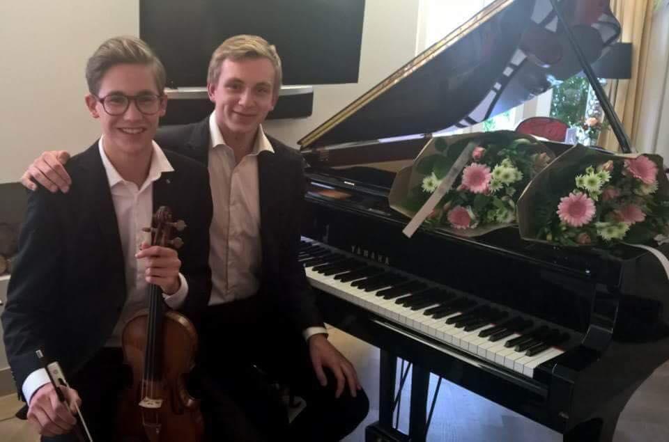 Francois De May & Ruben Plazier