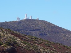 Tenerife - Teide - Scientific observatory