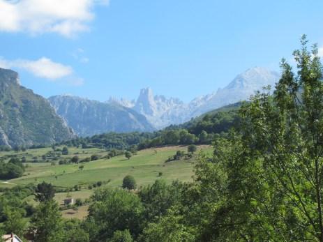 Asturias - Cabrales - Naranjo de Bulnes (Picu Urriellu)