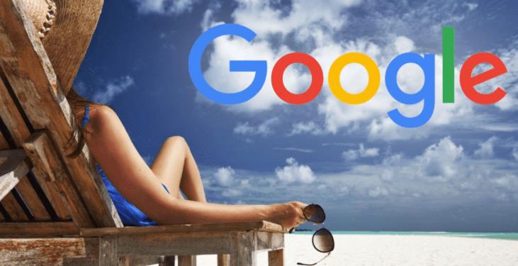 Google vacaciones