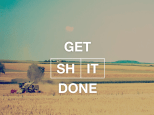 Tema Get Shit Done de Creative Tim