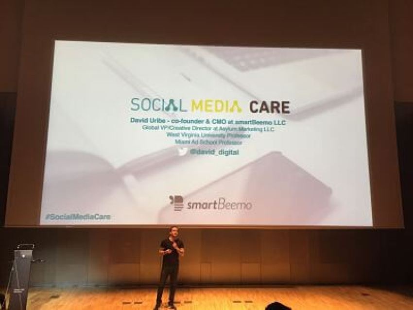 David Uribe - Digital Marketing Internacional speaker y entrepreneur