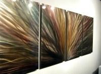 20 Ideas of Large Metal Wall Art