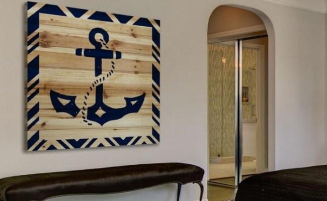 20 Ideas Of Nautical Wall Art