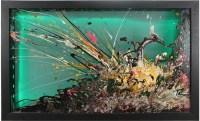 20 Ideas of Glass Wall Art