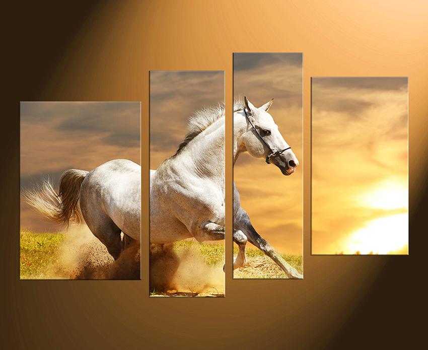 20 Ideas Of Wall Art Horses