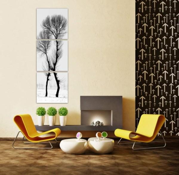 Ideas Of Vertical Wall Art
