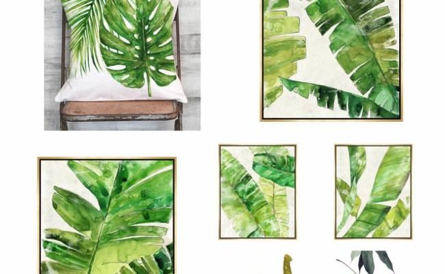 20 Best Of Tropical Wall Art