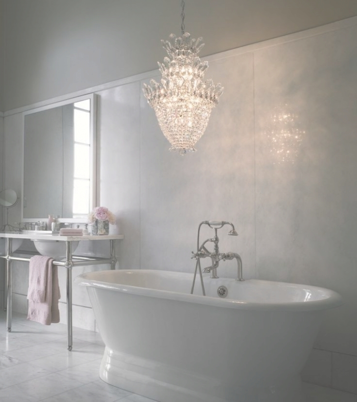 45 Best of Small Bathroom Chandelier
