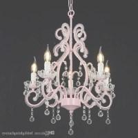 Pink Childrens Chandelier - Chandelier Ideas