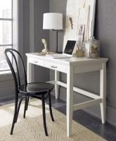 25 Photo of White Wooden Office Desk