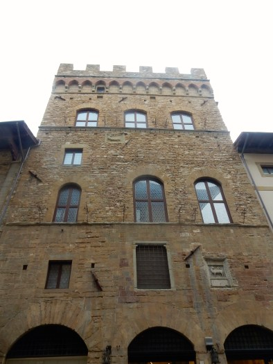 Medieval Florentine building