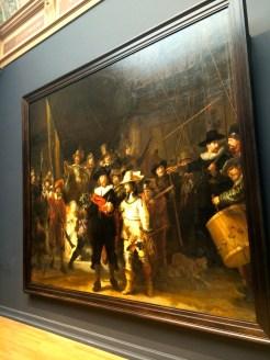 "Rembrandt's ""The Nightwatch"""