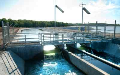 Oakdale implements Network Control for spill elimination and stable water levels
