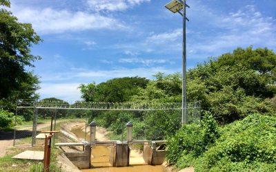 FlumeGates™ installed in Nayarit, Mexico