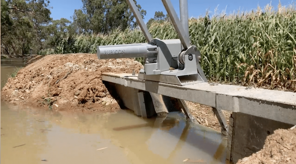 BayDrive - Precision Surface Irrigation Device